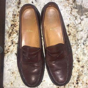 Alden Cape Cod collection men's shoes